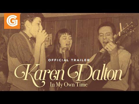 Karen Dalton: In My Own Time   Official Trailer