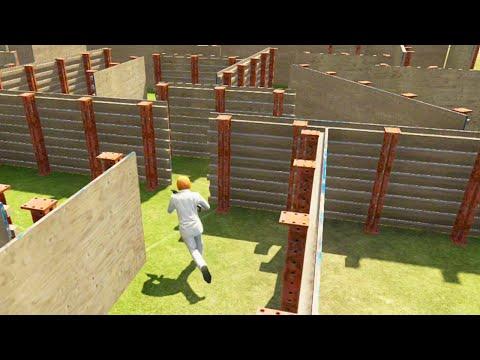 Insane Maze Runner Murder (GTA 5 Funny Moments)