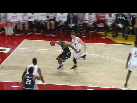 Jackson State at Maryland - Men's Basketball Highlights