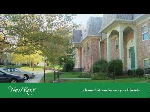 New Kent Apartments West Chester PA - YouTube