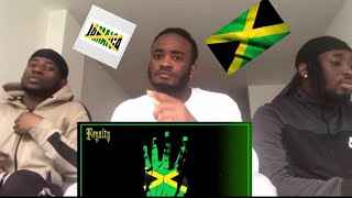 XXXTENTACION - Royalty (feat. Ky-Mani Marley, Stefflon Don & Vybz Kartel) (Audio) [REACTION!!]