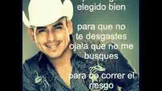 Espinoza paz  Ojala Que No Me Extranes 2013  (LETRA)