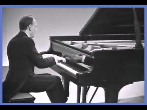 Arturo Benedetti Michelangeli  Ravel Gaspard de la Nuit, May 20 1960 Prague.