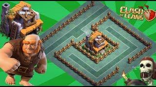Best BH4 Base Builder Hall 4 Base Layout Anti 1 Star Anti Everything Anti Barcher Anti Giant