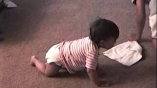 A Funny Baby Video : Give Me The Blanket