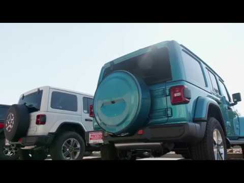 Installation Video - Boomerang MasterSeries™ Tire Covers For Jeep® JL Wrangler (w/ Back-up Camera)