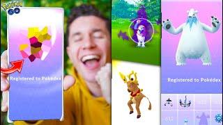 I WAITED 6 MONTHS TO GET THIS SHINY POKÉMON.. (Pokémon GO)