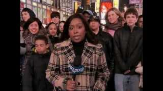 PIX11 News Storm Coverage: Reporter, Jennifer Bisram