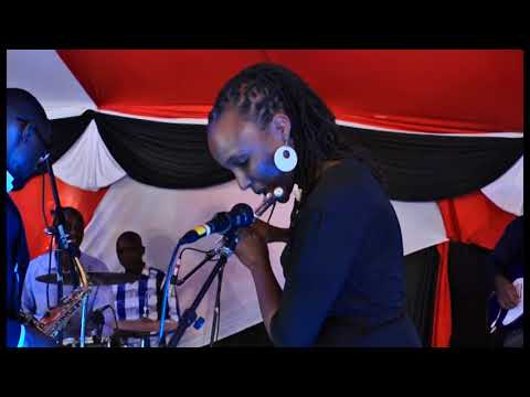 Jesus Is The Answer (cover tribute to Andrae Crouch) by Reuben Kigame and Sifa voices
