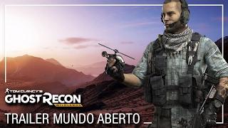Ghost Recon Wildlands - Trailer: Mundo Aberto (DUBLADO)