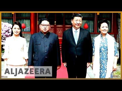 China's Xi meets