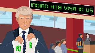 US tightens H-1B visa rules. Indians are most affected.