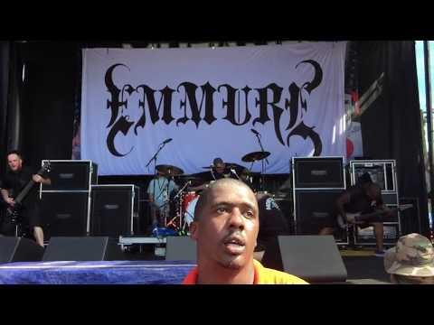 Emmure  @ Warped Tour West Palm Beach, Florida 722017