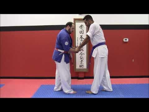 Aiki Knife Techniques - Trio Martial Arts Academy