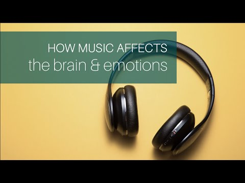 How Music Affects The Brain And Your Emotions