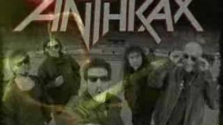 ANTHRAX - Friggin' In The Riggin'