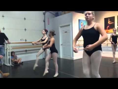 Ballet 5 More Warm Up