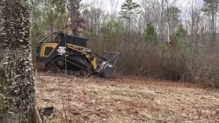 Clearing and Mulching