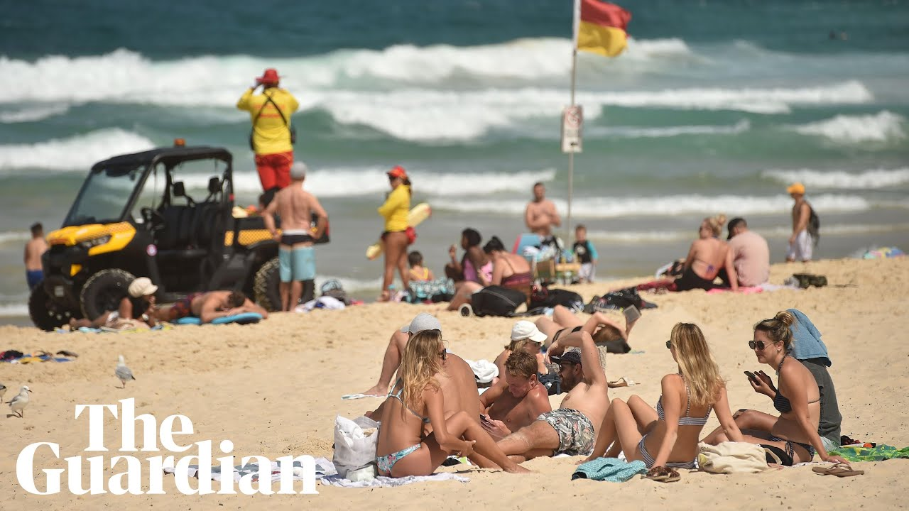 Australia's Bondi beach closed after crowds defy coronavirus rules