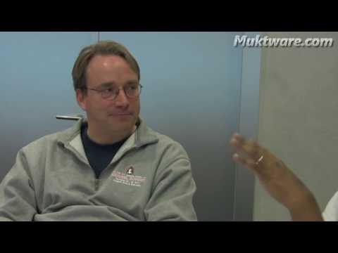 Linus Torvalds: We Don't Use Windows