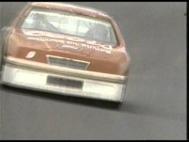 1987 Ford Thunderbird Commercial with Bill Elliott