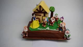 Торт на заказ Белоснежка (Tortlend.ru)