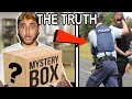Getting Arrested for Buying a Mystery Box...  THE TRUTH | BUYING A MYSTERY BOX FROM DARK WEB!!