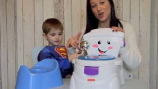 Victoria Lilian Dickinson/ Products We Used To Potty Train