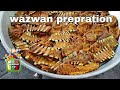 Kashmiri wazwan dishes Making in Typical Kashmir wedding cuisine