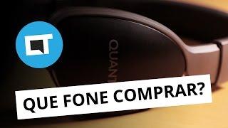 Meizu HD50, Quantum LIV, QCY Q29, Xiaomi Headset [Dicas de Fones de Ouvido]