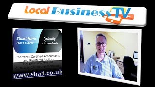 Local Business TV - Stuart Harris Associates | Accountants in North London