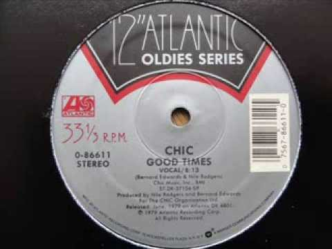 chic - good times (12'' long version) [with Lyrics]
