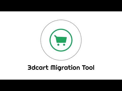 3dcart Migration Tool