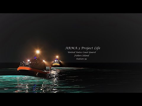 Arma 3 Project Life | Fisher's Island Coast Guard