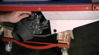 Jet Ski tear down part 2 - How to remove the Jet pump