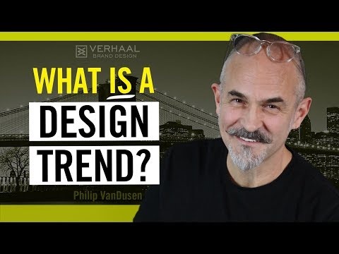 What Is A Design Trend?: How Do You Find And Use Trends For Your Business