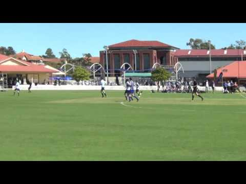 Churchie vs BGS 11A 2017