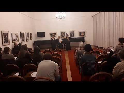Trio Noir - Georg Phillip Telemann - Trio sonata in c minor TWV 42:c2