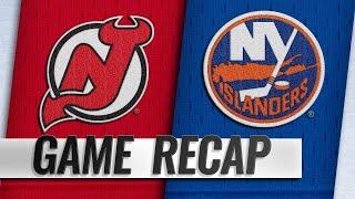 Bellows, Lee lead Islanders in a 2-0 win
