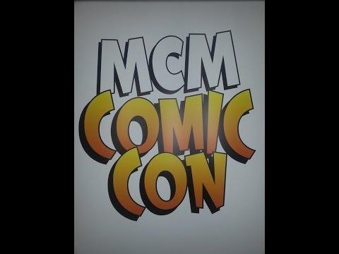 MCM Comic Con Memorabilia - 23rd November 2013 (NEC Birmingham)