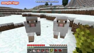Minecraft - Rozmnażanie zwierząt