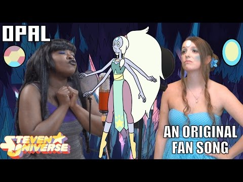 Opal - A Steven Universe Inspired Original Song (feat. Sierra Nelson)