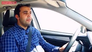 خودروبانک پلاس 1 قسمت 2 - درگ رنو تالیسمان و تویوتا کمری + تست بسترن B30