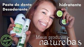Meus produtos naturebas 🍃 Por que usar? | Mari Coronato