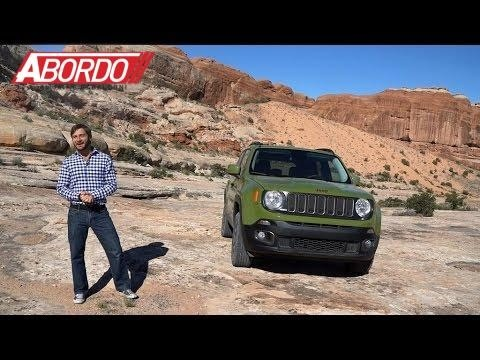 Jeep Renegade 2016 - Prueba A Bordo [Full]