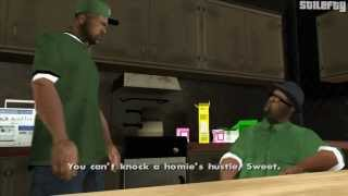 GTA San Andreas - Mission #4 - Cleaning The Hood