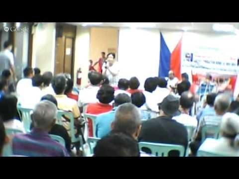 agritekno demo forum @ pbs radyo ng bayan lobby (3rd sat. 7/18/15)
