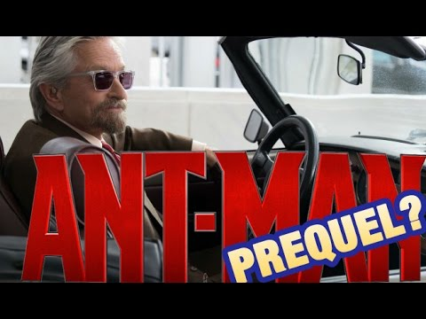Director Peyton Reed Discusses AntMan PrequelSequel