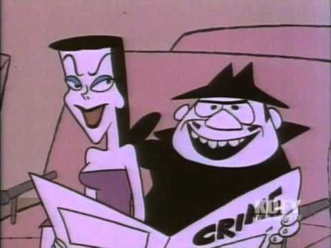 Rocky And Bullwinkle Characters