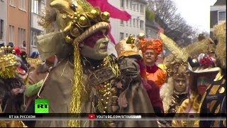 Праздник строгого режима: в преддверии карнавала в Германии усиливают меры безопасности(В Кёльне идет подготовка к открытию ежегодного карнавала. После событий новогодней ночи, когда более сотни..., 2016-02-02T20:10:28.000Z)